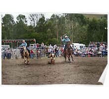 Picton Rodeo ROPE11 Poster