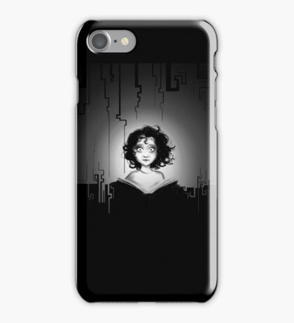 It Keeps the Darkness Out iPhone Case/Skin