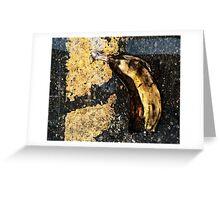 Manana Banana Greeting Card