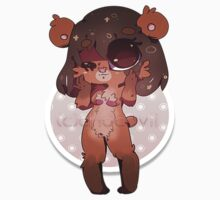KAWAII chocovii Furry Chibi Mascot by chocovii