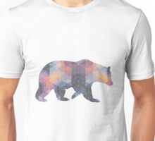 Geometric Bear Unisex T-Shirt