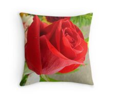 Here is My Heart Throw Pillow