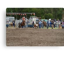 Picton Rodeo ROPE16 Canvas Print