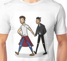 Ziam Holding Hands Unisex T-Shirt