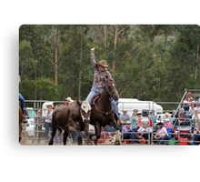 Picton Rodeo Tag Canvas Print