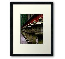Zen Framed Print