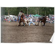Picton Rodeo STEER2 Poster