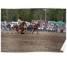 Picton Rodeo STEER7 Poster