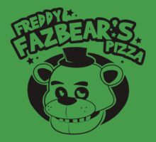 fazbear´s pizza Kids Clothes