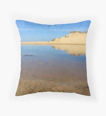 Powlett Dune Throw Pillow