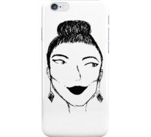 I'm just a girl. iPhone Case/Skin