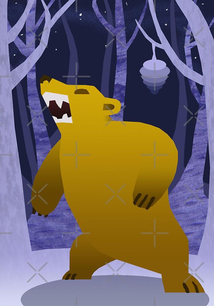 The Honey Bear by Rosemary Black