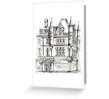 Grafton House, Dublin Greeting Card