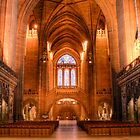 Liverpool Anglican Cathedral by Tony Wilkinson