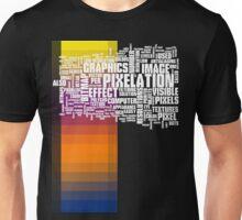 pixelate Unisex T-Shirt