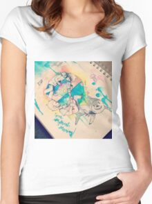 Good Mythical Morning ☆ ! Women's Fitted Scoop T-Shirt
