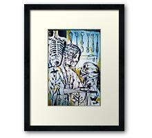 Operation Hamlet  Framed Print
