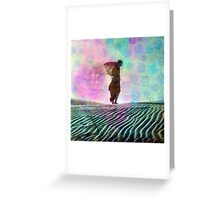 Daydream Away Greeting Card