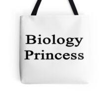 Biology Princess  Tote Bag