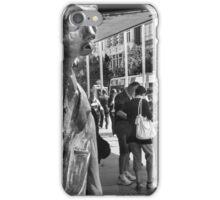 Secret Meeting iPhone Case/Skin