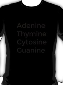 DNA Building Blocks T-Shirt