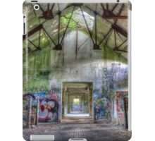 Brenton Point Stables Abandoned 5 iPad Case/Skin