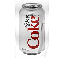 Diet Coke Poster