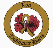 Koa Endurance Riders Logo by Anna Kellner