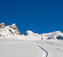 winter panorama by peterwey