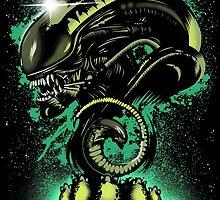 Alien Universe by rakimartinez