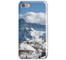 Landscape- Winter San Juan Range, Dallas Divide iPhone Case/Skin