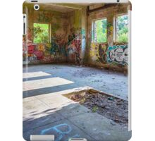 Brenton Point Stables Abandoned 4 iPad Case/Skin