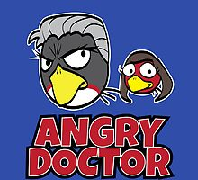 Angry Doctor by Joshua Bell
