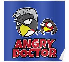 Angry Doctor Poster