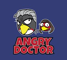 Angry Doctor Unisex T-Shirt