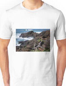 Blue Ocean Bluff  II Unisex T-Shirt