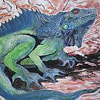 Dragon- the Lizardy Kind by Iktomi