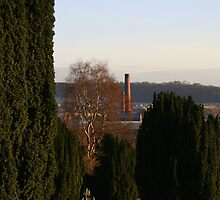 Inverkeithing Paper Mill by Alex Young