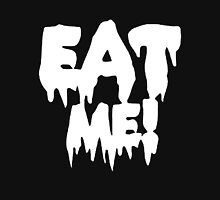 Eat Me [White] Womens Fitted T-Shirt