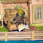 Wind in the Willows - Toad of Toad Hall by MicksPhotoArt