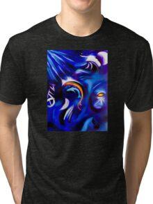 Lemuria Remembered Tri-blend T-Shirt