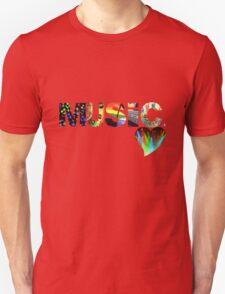Music Love - 2 Unisex T-Shirt
