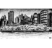 City collection Photographic Print