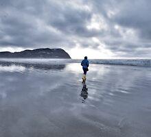 Walking on Glass by Dan Jesperson