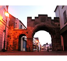 The North Gate - Carrickfergus Photographic Print