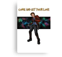 Come and Get Your Love Canvas Print