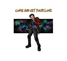 Come and Get Your Love Photographic Print