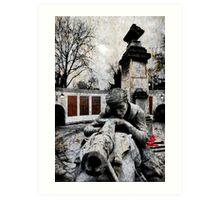 Memorial 2 Art Print