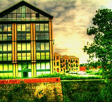Mirfield commuter apartments by m4rtys