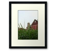 one of the last ones standing Framed Print